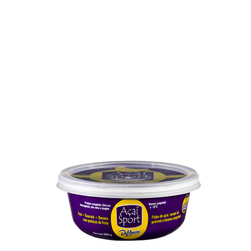 Acai Banane Sorbet - Acai Bowl - 30x205g