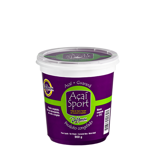 Acai Guaraná Sorbet - Acai Bowl - Fine Fruits Club