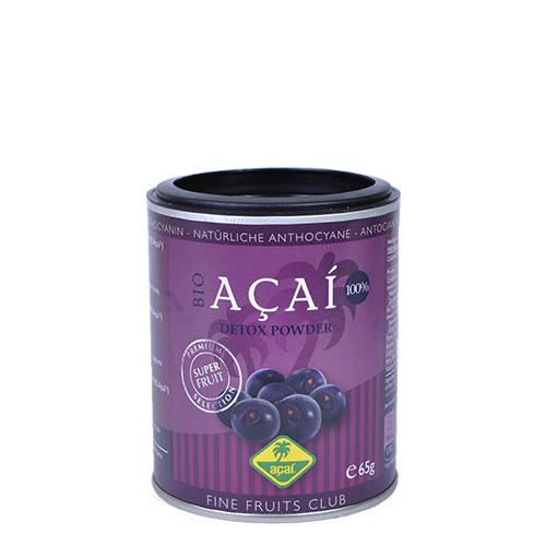 Bio Acai Pulver - gefriergetrocknet - Fine Fruits Club