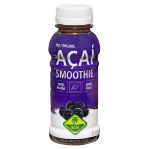 Acai Beeren Smoothie 250ml BIO