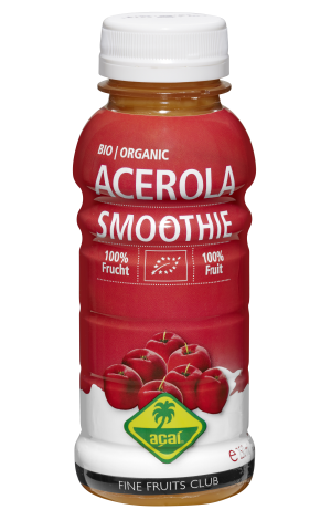 Acerola Kirsche Smoothie 250ml BIO