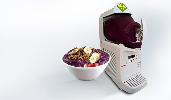 Smoothie equipment from Fine Fruits Club