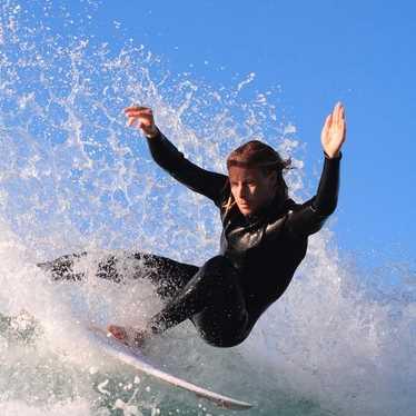 Jayce Robinson - Surfer
