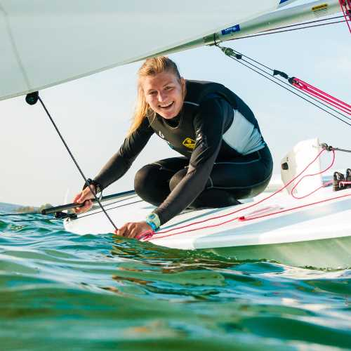 Lena Haverland - Sailor