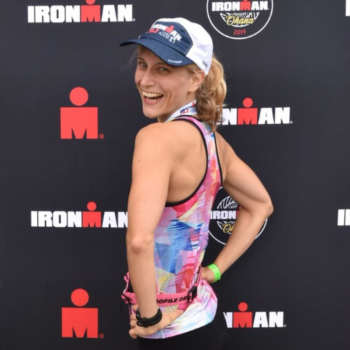 Nina Abel - Triathletin