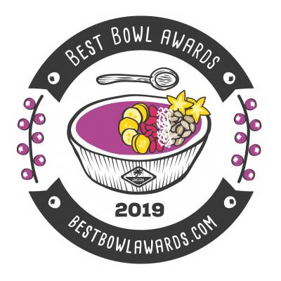 Best Bowl Award 2019 - Fine Fruits Club